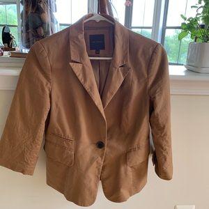 The Limited 3/4 Sleeve Blazer